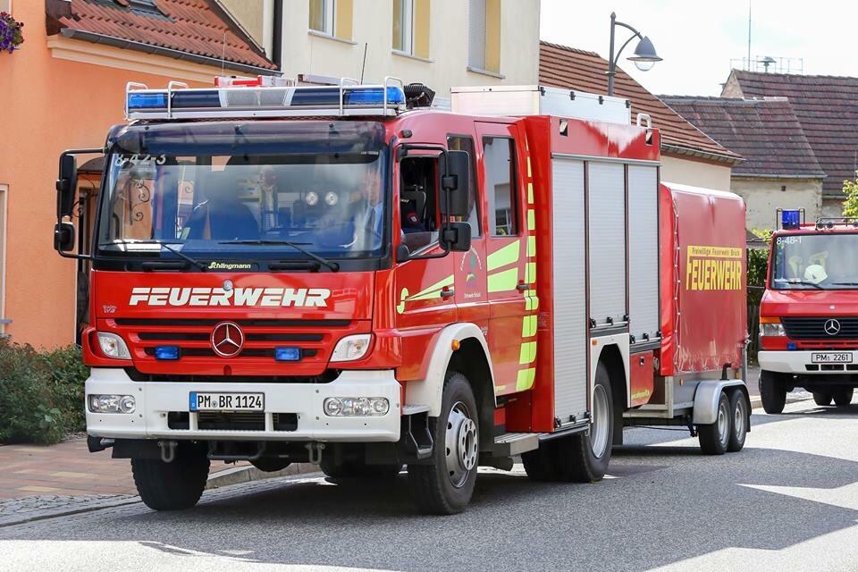 Löschgruppenfahrzeug LF 10/6