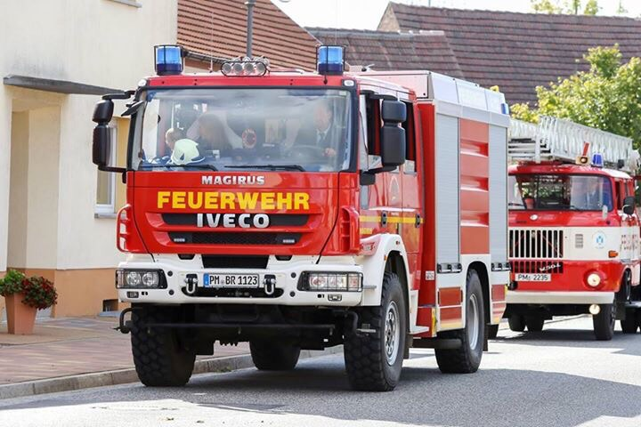 Tanklöschfahrzeug TLF 20/40 St